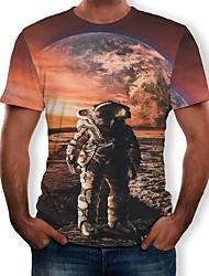 Недорогие -KARNEVAL Косплей Как у футболки Полиэстер / Хлопок Человек Назначение Универсальные