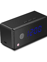 Недорогие -HQCAM 720P camhi APP 25fps Wireless Camera onvif FTP For Apartments IR Alarm Max support 32G TF+2pcs 14500 battery 1 mp IP-камера Крытый Поддержка 32 GB / КМОП / Беспроводное / 60 / iPhone OS