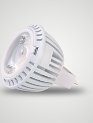abordables -GMY® 1pc 7 W 520 lm GU5.3 Spot LED MR16 1 Perles LED COB Blanc Chaud 12 V