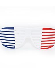 Недорогие -Праздники Аксессуары для вечеринок Опорные очки Отделка Смешанные материалы Труба