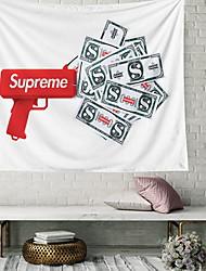 levne -Klasický motiv Wall Decor 100% polyester Moderní Wall Art, Nástěnné tapiserie Dekorace