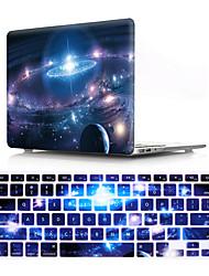 Недорогие -MacBook Кейс Цвет неба ПВХ для MacBook Air, 13 дюймов