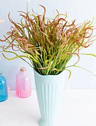 abordables -Fleurs artificielles 5 Une succursale Classique Accessoires de Scène style pastoral Plantes Fleur de Table