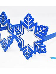 halpa -Arki-asut Party Tarvikkeet Prop-lasit Reunat Monimateriaali Lumihiutale
