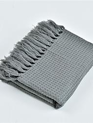 levne -Multifunkční deky, Jednoduchý / Pepito / Klasický Akrylová vlákna Ohřívač Třásně Měkký povrch přikrývky