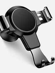 Недорогие -автомобильный телефон крепление вентиляционного отверстия датчик силы тяжести сотовый телефон кронштейн для iphone / samsung / huawei и других смартфонов