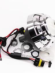 Недорогие -1pcs H10 / 9004 / 9007 Мотоцикл / Автомобиль Лампы 35-55 W Высокомощный LED 3000 lm HID ксеноны Налобный фонарь Назначение Volkswagen / Toyota / Suzuki Outlander / Malibu / Mazda3 Все года