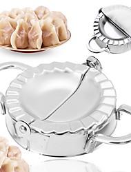 cheap -Steel Stainless Dumpling Tool Foldable Kitchen Utensils Tools Kitchen