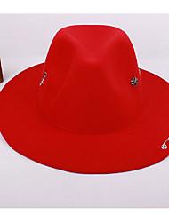 baratos -Mulheres Poliéster, Chapéu de sol Sólido