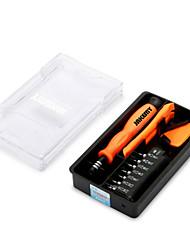 Недорогие -JAKEMY Портативные Инструменты 20 в 1 Наборы инструментов Домашний ремонт Ремонт Apple Samsung для ремонта компьютеров