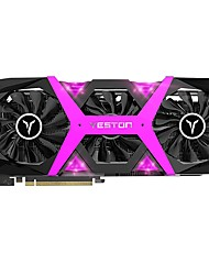 Недорогие -YESTON Video Graphics Card RX590 1545 МГц 8000 МГц 8 GB / 256 бит GDDR5