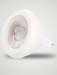 Недорогие -GMY® 1шт 5 W 380 lm GU5.3 Точечное LED освещение MR16 1 Светодиодные бусины COB Холодный белый 12 V