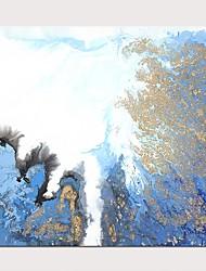 abordables -Imprimé Impression sur Toile - Abstrait Arts Moderne