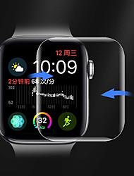 Недорогие -Защитная плёнка для экрана Назначение Apple Watch Series 4 PET HD / Ультратонкий 1 ед.