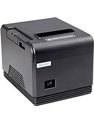 Недорогие -JEPOD Xprinter XP-Q200 USB Последовательный интерфейс Управление личной работой Малый бизнес Термопринтер Принтер кодов 203 DPI