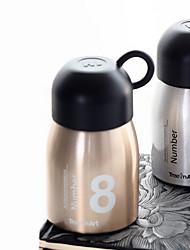hesapli -drinkware vakum Kupası Paslanmaz Çelik Taşınabilir / Isı Yalıtımlı Günlük / Sade