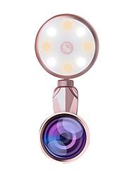 Недорогие -BRELONG® 1 комплект LED Night Light Теплый белый + белый Батарея с батарейкой Регулируется / Перезаряжаемый / Диммируемая 5 V