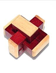 ราคาถูก -ปริศนาไม้ Logic & Puzzle Toys ของเล่นแปลก ๆ ทำด้วยไม้ 1 pcs สำหรับเด็ก ผู้ใหญ่ ทั้งหมด Toy ของขวัญ