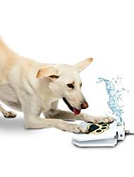 Χαμηλού Κόστους -1 L Σκυλιά Συστήματα για Τάισμα & Πότισμα Κατοικίδια Μπολ & Διατροφή Λευκό