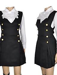 Недорогие -Вдохновлен Ину х Boku SS Ririchiyo Shirakiin Аниме Косплэй костюмы Японский Косплей Костюмы Неприменимо Неприменимо / лук Назначение Жен.