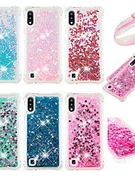 cheap -Case For Samsung Galaxy Galaxy S10 / Galaxy S10 Plus Shockproof Back Cover Color Gradient Soft TPU for Galaxy S10 / Galaxy S10 Plus / Galaxy S10 E