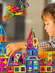 Недорогие -Магнитный конструктор Магнитные плитки Магнитные игрушки 30 pcs совместимый Legoing Магнитный Мальчики Девочки дети Игрушки Подарок / Конструкторы