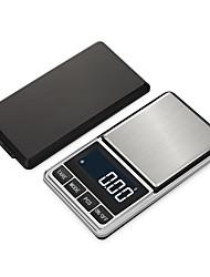 Недорогие -500g/0.01g Высокое разрешение Автоматическое выключение ЖК дисплей Цифровые ювелирные шкалы Для офиса и преподавания  Семейная жизнь Кухня ежедневно