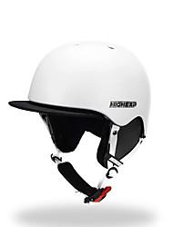 Недорогие -High Experience Лыжный шлем Муж. Жен. Представления Разные виды спорта Удобный Тепловая / Теплый Пластик + + PCB Водонепроницаемый Обложка эпоксидные Неприменимо