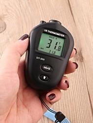 Недорогие -DT-300 Мини / Портативные Инфракрасные термометры -50℃~300℃ Для спорта, Семейная жизнь, LCD дисплей