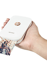 Недорогие -JEPOD Jepod HP sprocket USB Bluetooth Домашнее фото Zero Ink Printer 203 DPI