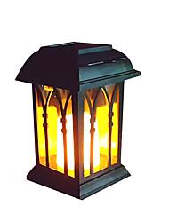 preiswerte -1pc 0.2 W Pendelleuchten / Lampe / LED-Straßenleuchte Solar Gelb 1.2 V Indoor / Außenbeleuchtung / Hof LED-Perlen
