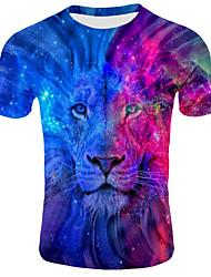 cheap -Men's T-shirt - Animal Purple XXL