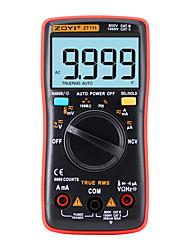 billige -zoyi zt111 mini 9999 teller rekkevidde digital multimeter ac / dc spenningsstrøm tester med temperatur og ncv måling