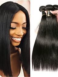 olcso -3 csomag Maláj haj Egyenes 100% Remy hajszövési csomó Az emberi haj sző Bundle Hair Emberi haj tincsek 8-28 hüvelyk Természetes szín Emberi haj sző Sima Legjobb minőség Szeretetreméltő Human Hair