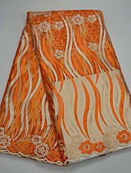 ieftine -Dantelă Stilul popular Model 120 cm lăţime țesătură pentru Îmbrăcăminte și modă vândut langa Curte