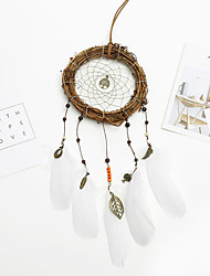 billige -diy tree vintreet dream catcher håndlaget bursdag valentins dag gave