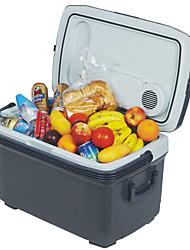 Недорогие -Annen 45l автомобильный холодильник с низким энергопотреблением / с низким уровнем шума и теплее для вождения, путешествий, наружного и домашнего использования 12/220 В