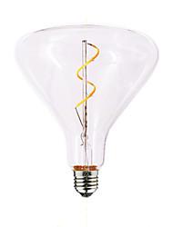 povoljno -3 W LED filament žarulje 190-290 lm E26 / E27 1 LED zrnca 220-240 V 110-130 V, 1pc