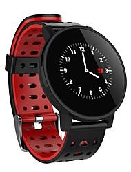 hesapli -KUPENG T3 Kadın Akıllı İzle Android iOS Bluetooth Smart Sporlar Su Geçirmez Kalp Ritmi Monitörü Kan Basıncı Ölçümü Pedometre Arama Hatırlatıcı Aktivite Takipçisi Uyku Takip Edici Hareketsiz Hatırlatma