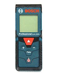 voordelige -bosch glm4000 40m lasermeetmeter handheld ontwerp / eenvoudig te gebruiken / display met achtergrondverlichting voor installatie van meubels / voor slimme thuismeting / voor technische metingen