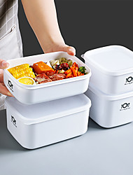 preiswerte -Gute Qualität mit Kunststoff Lagerungskisten / Essenslager Neuheiten für die Küche Küche Lager 1 pcs