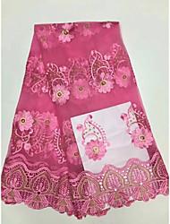ieftine -Dantelă Florale Model 120 cm lăţime țesătură pentru de Mireasă vândut langa Curte