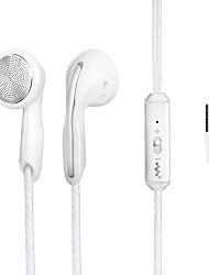 Недорогие -LITBest Наушники-вкладыши Проводное Мобильный телефон Нет Новый дизайн