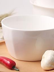 billige -1 stk. Spiseboller Servise Porselen Varmebestandig
