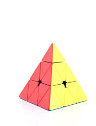 Недорогие -Волшебный куб IQ куб Shengshou D923 Pyramid 3*3*3 Спидкуб Кубики-головоломки головоломка Куб Товары для офиса Взрослые Средний уровень Игрушки Все Подарок