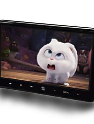 Недорогие -Btutz ЖК-дисплей 10,1-дюймовый 2-дюймовый экран дисплея DVD-плеер висит подвесной подголовник SD / USB поддержка / ИК-передатчик / FM-передатчик / HDMI Поддержка MPEG / MP4 MP3 / WMA / WAV JPEG