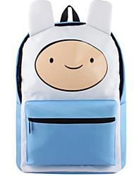 お買い得  -女の子 バッグ キャンバス キッズバッグ キャラクター ブルー / イエロー / スカイブルー