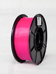 voordelige -simax 3d afdrukmateriaal pla roze 1.75mm 1kg