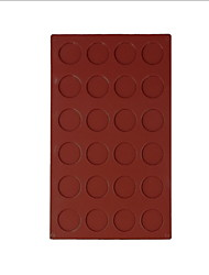 billige -1pc Silikon Kreativ Kjøkken Gadget For kjøkkenutstyr Rektangulær Dessertverktøy Bakeware verktøy