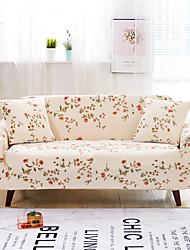 billiga -Sofföverdrag Romantisk Färgat garn Polyester- / bomullsblandning överdrag